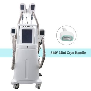 Wholesale spa for massage for sale - Group buy 2021 Fat Freeze Cellulite Reduction Machine Ultrasonic Cavitation Liposuction Vacuum Massage For Ultra Slim Weight Loss Salon Spa Equipment