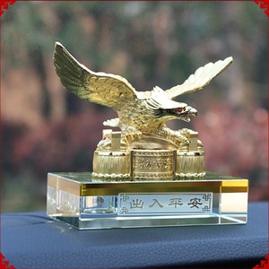 1 PC 11*6.5 CM Flying Eagle Chinese Beast Car Interior Air Freshener Perfume Diffuser Without Liquid Auto Car Accessories