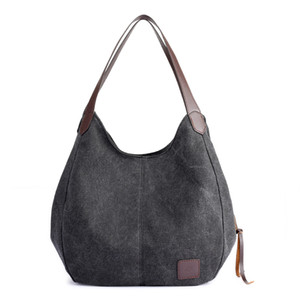 Top Canvas Handbag famous Designer Casual Shouldrer Bag Luxury Fashion Lady Casual Totes Shoulder Bags Women Handbags