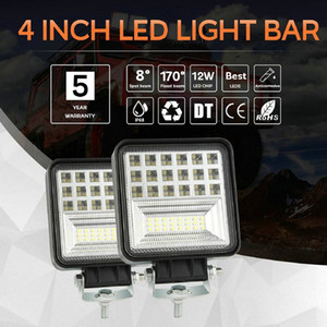 Wholesale LED Work Light Bar Flood Spot Beam Offroad WD SUV Driving Fog Lamp