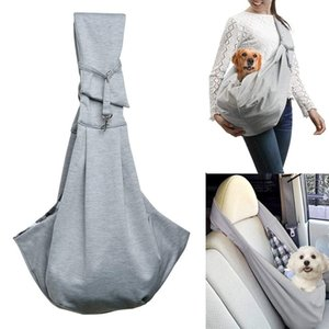 Wholesale Reversible Pet Sling Carrier Bag Puppy Small Dogs Cats Outdoor Travel Bag Shoulder Carry Tote Handbag