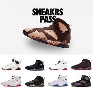 Wholesale Top Quality Jumpman Patta X Ray Allen Olympic s Men Basketball Shoes History of Flight Hare mens Raptor sports Sneakers