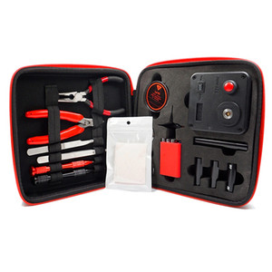 Wholesale coil master kit v3 for sale - Group buy Freeshipping Update Coil Master V3 DIY Kit All in One CoilMaster V3 Electronic Cigarette RDA Atomizer coil tool bag Accessories Vape vaper