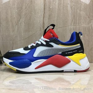 Wholesale New High Quality Rs x Reinvention Toys Mens Women Running Shoes Brand Designer Men Hasbro Transformers Casual Womens Sports Sneakers