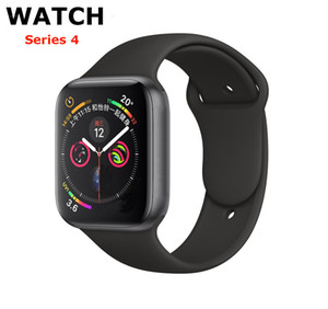 Wholesale For iPhone iWatch IWO 9 Smart Watch 44mm Series 4 1to1 Bluetooth Smartwatch Heart Rate Monitor Sport Wristwatch For iPhone Samsung