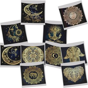 Wholesale Christmas Decorative Wall Tapestry Sun Moon Scenery d Print Beach Towel Polyester Fiber Table Cloth Convenient Cleaning bk2 E1