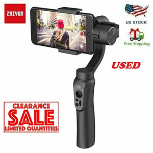 Wholesale 60%OFF Zhiyun Smooth-Q Handheld Gimbal Stalilizer for Smartphone iPhone