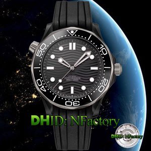 Wholesale 2 styles Luxury Watches Automatic Movement L Stainless Steel Meters Diver Designer Watch Rubber strap A20