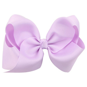 Wholesale Fashionable style modern simple infant baby girl bow hair clips cute butterfly hair accessories cm