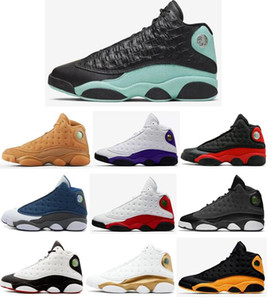 Wholesale harvest gold for sale - Group buy New Island Green Wheat Golden Harvest Flints Hyper Pink Men Basketball Shoes s Chicago Bred DMP Melo Sneakers With Box
