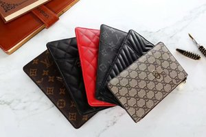 Wholesale Hot new brand design zipper wallet with card slot universal mobile phone bag for iphone Xs max xr X plus plus Samsung Huawei Xiaomi