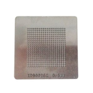 Wholesale BGA reballing stencils direct heating solder ball steel template for PS4 BGA IC reball station