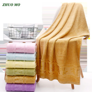Wholesale bamboo microfiber towel for sale - Group buy 3pcs bamboo fiber bath towels set for home Microfiber bathroom high quality Face hand Towel soft Water absorbent toallas green blue