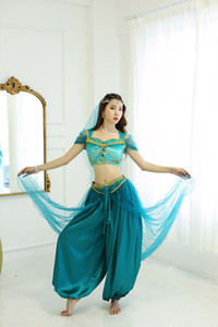 Wholesale Halloween Princess Costume Belly Dance Outfit
