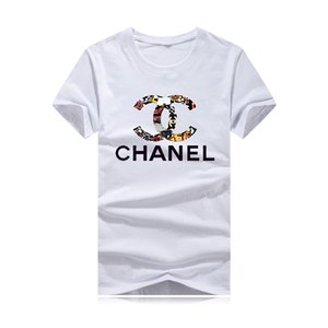 Wholesale 2020 Summer Designers clothing Tee Cotton Short Sleeve Breathablechanel Men Women Moschinos Swing Bear Casual Outdoor Streetwear T shirts