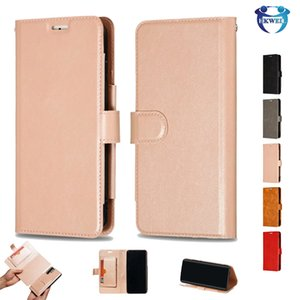 Wholesale Flip Leather Full cover case for Huawei P30 P20 lite pro P10 P9 P8 lite Mate Lite Pro Phone Case Leather