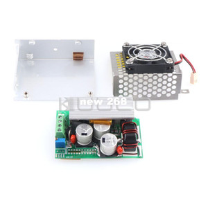 Wholesale voltage regulator car resale online - Freeshipping Auto Boost Buck Converter DC V V to V V A W Adjustable Voltage Regulator for Car Laptop LED Driver Solar Power etc