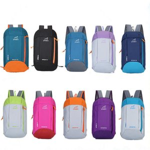 Wholesale Sports Travel Hiking Backpacks Canvas Waterproof Casual Shoulder Children School Bags Kids Backpacking Packs Colors High Quality yt
