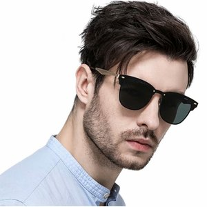 Wholesale 2019 New Top Quality Fashion Sunglasses For Man Woman Erika Eyewear Brand Designer Sun Glasses Matt Leopard Gradient Lenses Box and Cases
