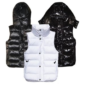 Wholesale French New Designer Men and women winter down vest Classic feather weskit jackets womens casual vests coat