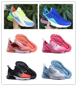 Wholesale 270s c Cushion Sneaker Running shoes size US5 US13 Rainbow multi Betrue Trainer Iron Sprite M Men Women
