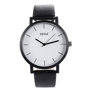 Wholesale men watch big dial fashion bangle bracelet watches band wristwatch