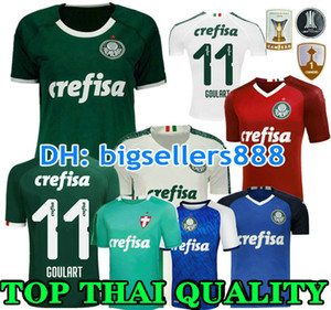 Wholesale G JESUS Palmeiras SOCCER JERSEY HOME GREEN DUDO JEAN R GOULART Away Palmeiras ALLIONE CLEITON XAVIER WOMAN football SHIRT