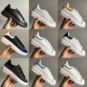 Wholesale Top Quality Luxury Designer Men Casual Shoes Cheap Best High Quality Mens Womens Fashion Sneakers Party Platform Shoes Chaussures Trainers