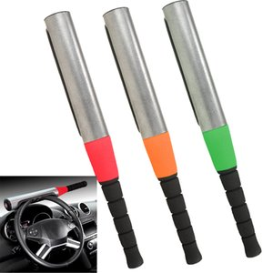 Wholesale Car Vehicle Baseball Bat Steering Wheel Lock Anti theft Colors Available Steering Wheel Security Lock Car Van Vehicle Security