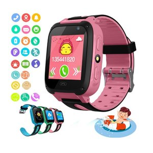 Wholesale Q9 Smart Watch Children Wrist Watch Waterproof Baby Watch With Remote Camera SIM Calls Gift For Kids pk dz09 a1 SmartWatch