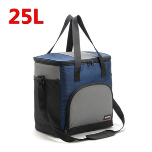 25L Cooler Bags Car ice pack picnic Large portable fridge Heat Bag ThermaBag refrigerator thermo thermal bolus bolsa termica SH190923