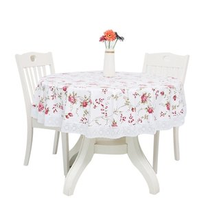 Wholesale Tablecloth Table Cloth For Wedding Round Restaurant Tablecloth Tablecloth For Party Banquet Table Cloth Home Decorations T8190620