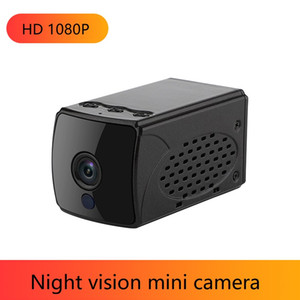 Wireless WiFi IP MINI Camera 1080P HD smart Night Vision micro camera motion detection DVR Home security video surveillance cam A14