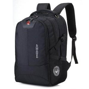 New Men's shoulder fashion computer bag 2019 Sports and Leisure Fashion Computer Package Wholesale-New Men's Travel Bag