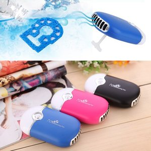 Wholesale Mini Portable Hand Held Desk Air Conditioner Humidification Cooling Fan Cooler Q81E