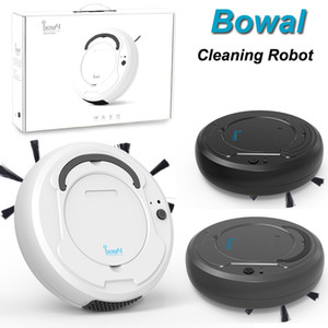HIPERDEAL 1800PA 3in1 Smart Sweeping Robot Sweep Suction Drag Machine Wet and Dry Vacuum 18Dec21 on Sale