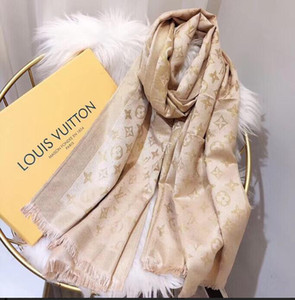Wholesale Top BRAND Colorful Cashmere Yarn Yarn dyed Scarf Winter Brand Men s and Women s Scarf Shawl Warm Soft Women s Scarves
