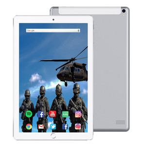 Wholesale 10 inch Tablet Pc Quad Core touch tablet Android GB RAM GB ROM IPS Dual SIM Phone Call Tab Phone pc Tablets
