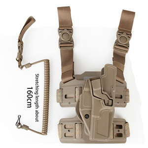 Wholesale PPT Tactical Equipment Clip More Direction Angles Can be Adjusted For Airsoft Gun Hunting Shooting CL7
