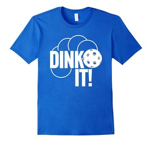 Wholesale Dink It T Shirt Funny Pickleball Graphic Gift Tshirt T Shirt Summer Style Men Top Tee Different Colours High Quality