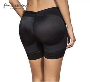 Women Black Butt Lifter Panties Shapewear Plus Size Butt Lift Padded Control Panties Clothes Xl Xxl Shapers Xxxl