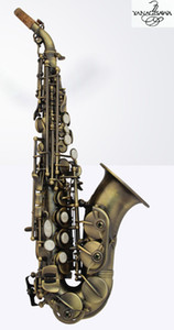 Hot Japan Yanagisawa S-991 High-quality New curved Soprano Saxophone instrument Bb music Soprano Saxophone Professional