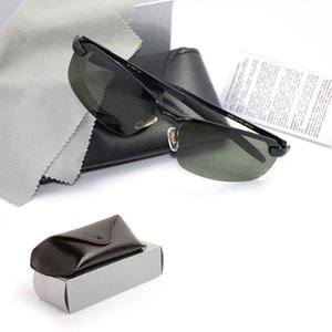 Wholesale 10PCS High quality Brand Designer mens Sunglasses polarized Sunglasses Driving dragon sun glasses unisex glasses with Original cases and box