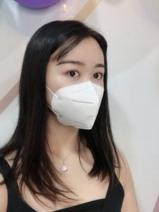 Wholesale KN95 mask kn95 face masks Against Dust Pollution Particle Pollen Smoke Safety Face Mask for Constructio