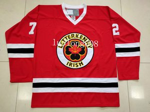 IRISH Letterkenny 69 SHORESY Hockey Jersey Embroidery Stitched Customize any number and name Jerseys on Sale