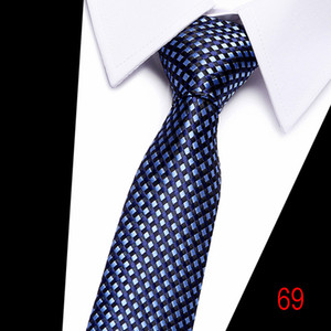 T032 Men's polyester silk high-end twill gold tie 7.5 cm formal wedding etiquette tie business man on Sale