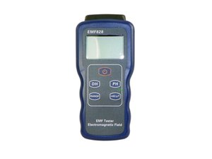 Wholesale Brand EMF Tester Low Frequency Electromagnetic Filed Intensity Meter For Power Wire Computer Monitor TV Radiate Waves EMF828
