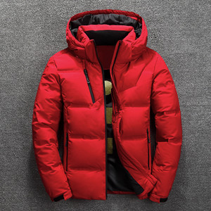 Wholesale Winter Jacket Thick Coat Mens Snow Parka Male Warm Outwear Fashion Down Jacket Men Warm Clothes