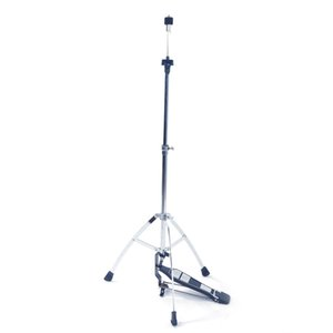 Wholesale Professional Pedal Control Style Hi Hat Stand with Pedal for Musical Instruments Drum Accessories Parts Silver Black