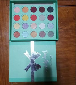 Wholesale Brand Cosmetics Daisy Marquez eyeshadow Colors Eye Shadow Palette Shimmer Matte Eyeshadow Hot sale items